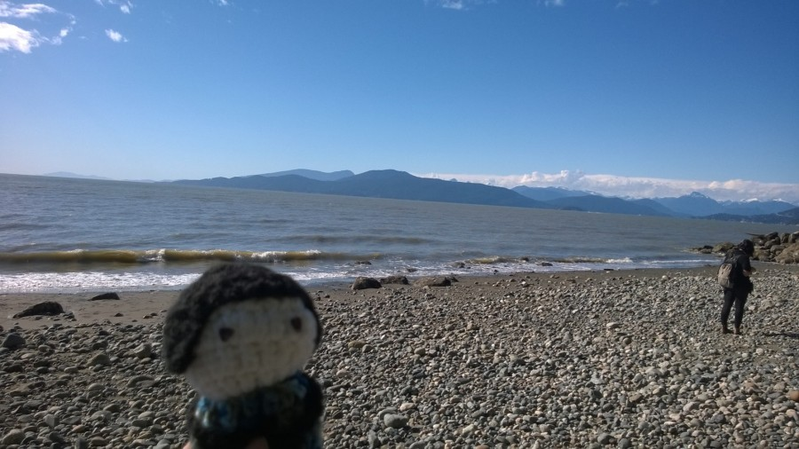 Vancouver : UBC – Museum, hike and Beach