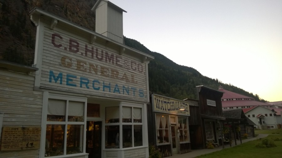 Revelstoke : 3 Valley Gap Ghost Town